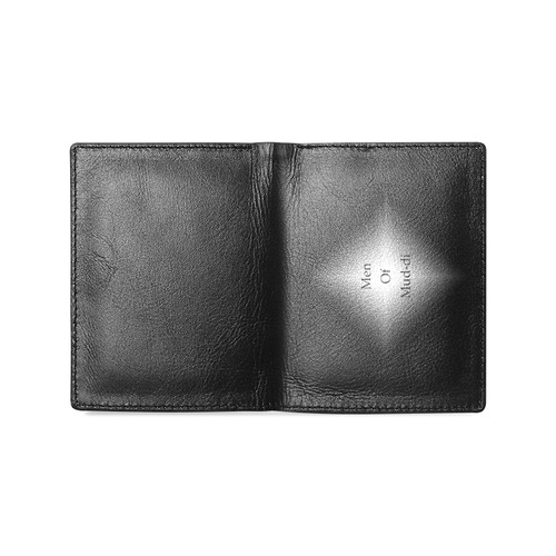 Men Of Men Mud-di Icon Men's Leather Wallet (Model 1612)
