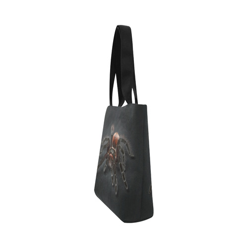 Tarantel - Tarantula Spider Painting Canvas Tote Bag (Model 1657)