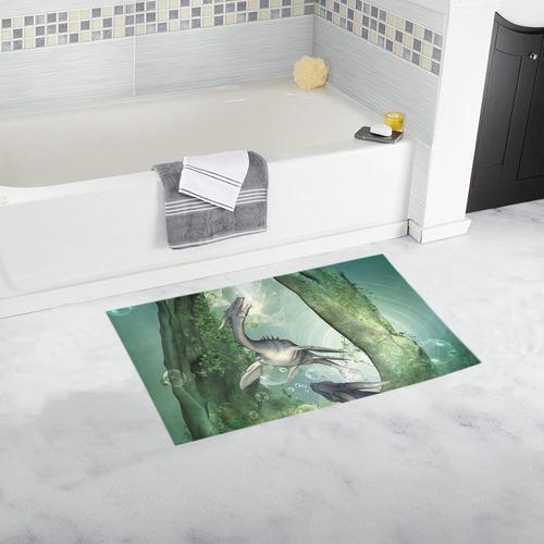 The seadragon Bath Rug 16''x 28''