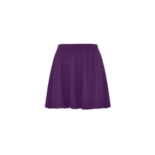 simply  purple 9 Mini Skating Skirt (Model D36)