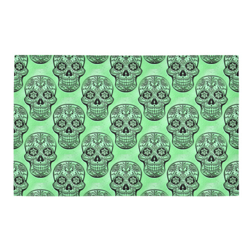 Skull20170514_by_JAMColors Bath Rug 20''x 32''
