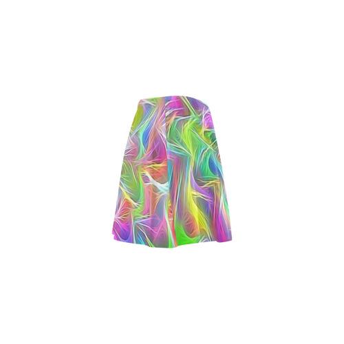 summer breeze C by FeelGood Mini Skating Skirt (Model D36)