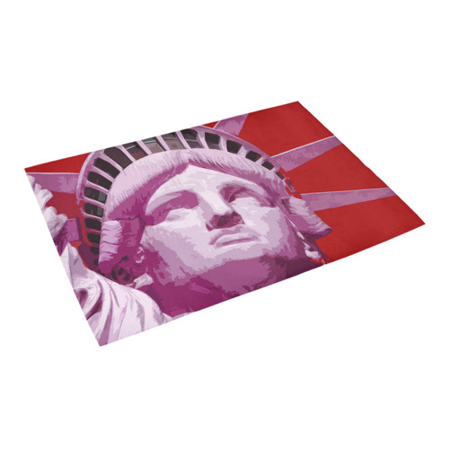 "Liberty20170201_by_JAMColors Azalea Doormat 24"" x 16"" (Sponge Material)"