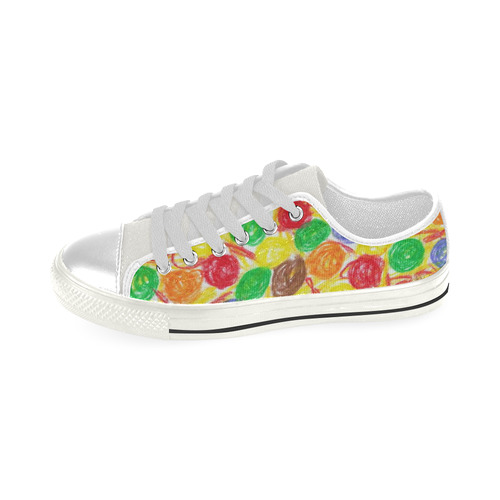 asphir Low Top Canvas Shoes for Kid (Model 018)