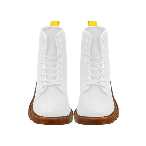 martin boots white Martin Boots For Women Model 1203H
