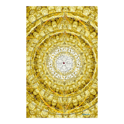 """protection from Jerusalem of gold Poster 23""""x36"""""""