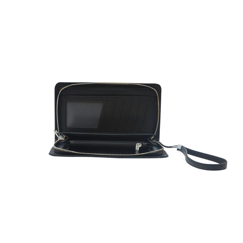protection through fundamental mineral energy Men's Clutch Purse (Model 1638)