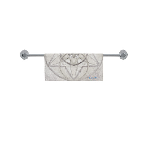 """protection through fundamental mineral energy Square Towel 13""""x13"""""""