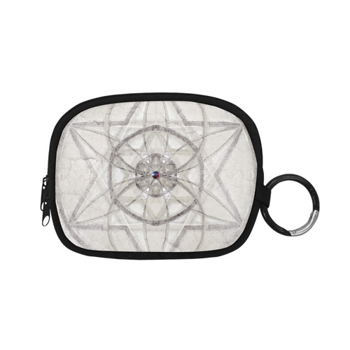 protection through fundamental mineral energy Coin Purse (Model 1605)