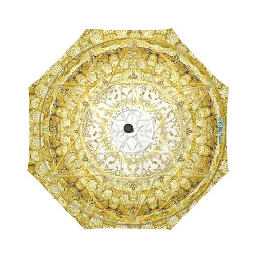 protection from Jerusalem of gold Auto-Foldable Umbrella (Model U04)