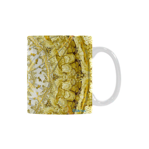 protection from Jerusalem of gold White Mug(11OZ)
