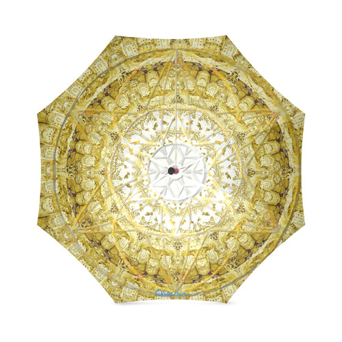 protection from Jerusalem of gold Foldable Umbrella (Model U01)