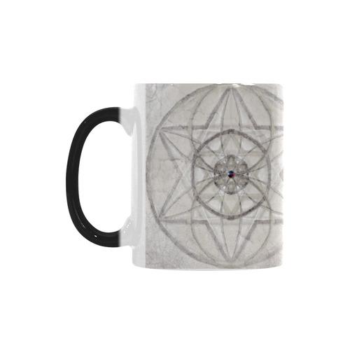protection through fundamental mineral energy Custom Morphing Mug