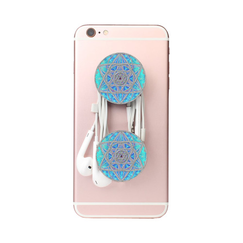 protection in blue harmony Air Smart Phone Holder