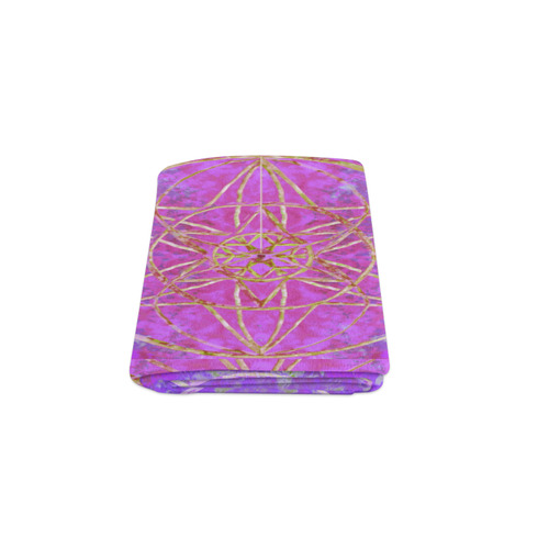 """protection in purple colors Blanket 50""""x60"""""""
