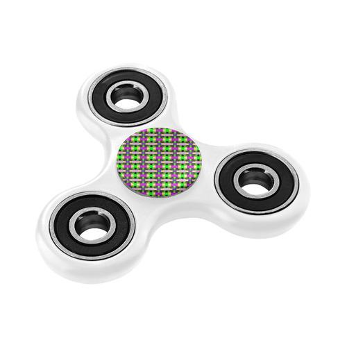 Modern art Siebenhuehner Fidget Spinner