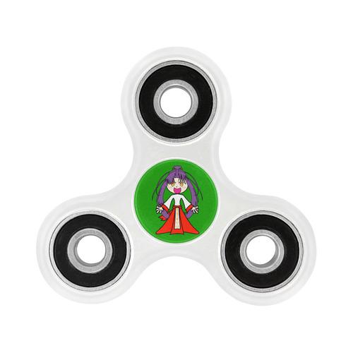 Anime Girl Fidget Spinner