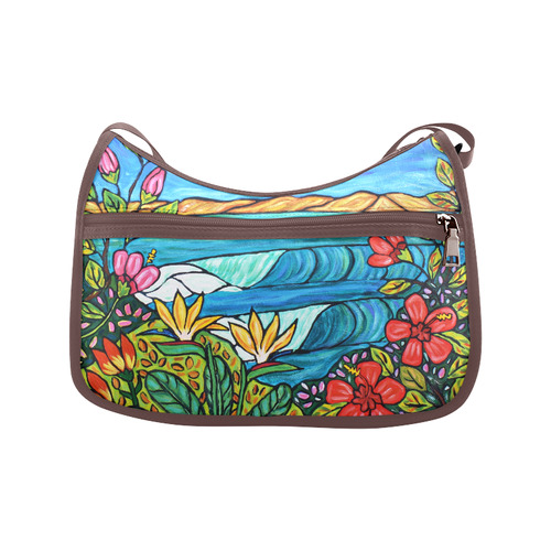 Beach Bliss Crossbody Bags (Model 1616)