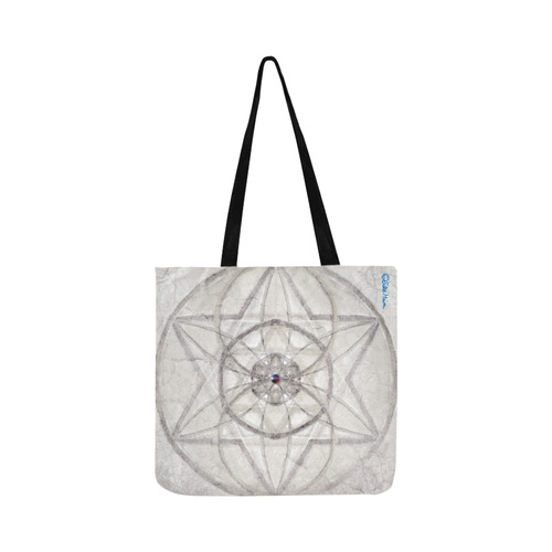 protection through fundamental mineral energy Reusable Shopping Bag Model 1660 (Two sides)