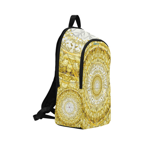 protection from Jerusalem of gold Fabric Backpack for Adult (Model 1659)
