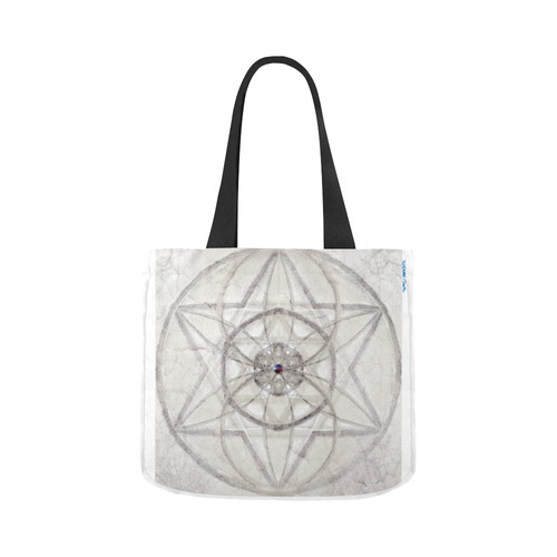 protection through fundamental mineral energy Canvas Tote Bag 02 Model 1603 (Two sides)