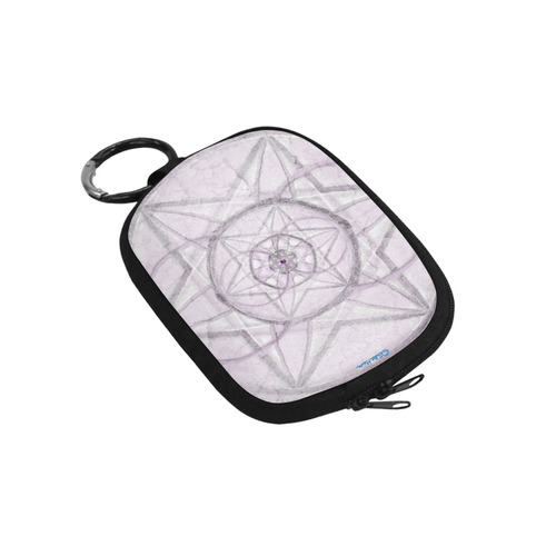 Protection- transcendental love by Sitre haim Coin Purse (Model 1605)