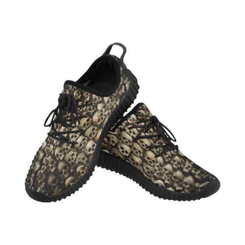 1fc2d03c9 Tenis unissex corrida Skull Wall Grus Women s Breathable Woven Running Shoes  (Model 022)