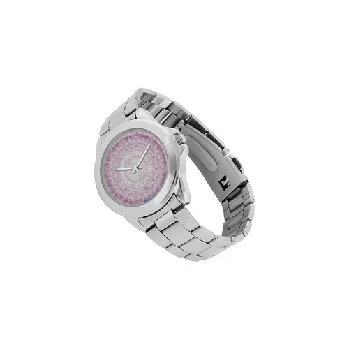 Protection-Jerusalem by love-Sitre Haim Unisex Stainless Steel Watch(Model 103)