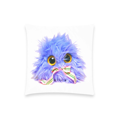 "Twitchy the Patio Guy Custom  Pillow Case 18""x18"" (one side) No Zipper"