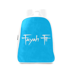 Fayah Fit Baby Blue School Backpack Large (Model 1601) d80d657c5de5b
