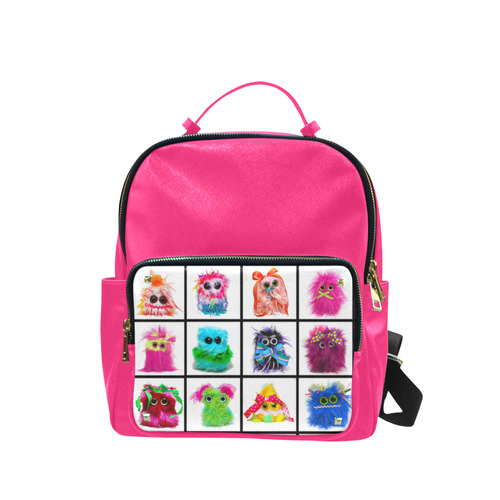 Mo' biggerCritters, Mo' Problems Campus backpack/Small (Model 1650)