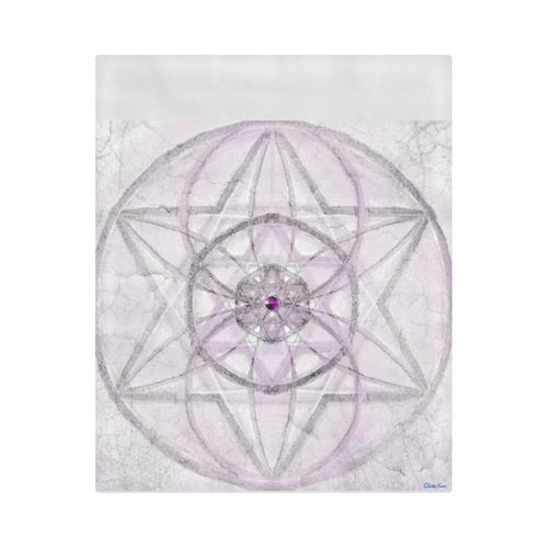 "Protection- transcendental love by Sitre haim Duvet Cover 86""x70"" ( All-over-print)"