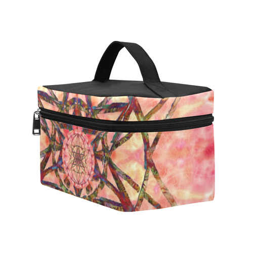 protection- vitality and awakening by Sitre haim Lunch Bag/Large (Model 1658)