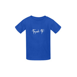 Fayah Fit Blue Kid s Classic T-shirt (Model ... 0a8fe550f06c6