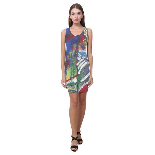 Sxisma Fashion Deadly Beauty-2 Medea Vest Dress (Model D06)