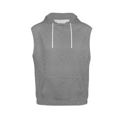 0a6f26b5630cf6 Perthitic All Over Print Sleeveless Hoodie for Women (Model H15)