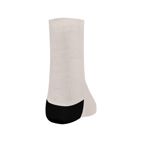 Bridal Blush Crew Socks