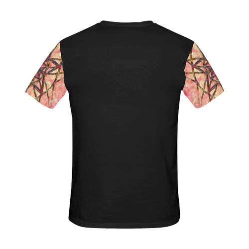 protection- vitality and awakening by Sitre haim All Over Print T-Shirt for Men (USA Size) (Model T40)
