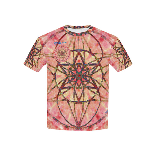 protection- vitality and awakening by Sitre haim Kids' All Over Print T-shirt (USA Size) (Model T40)