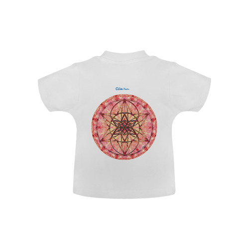protection- vitality and awakening by Sitre haim Baby Classic T-Shirt (Model T30)