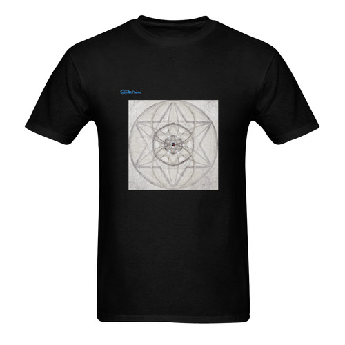 protection through fundamental mineral energy Sunny Men's T- shirt (Model T06)
