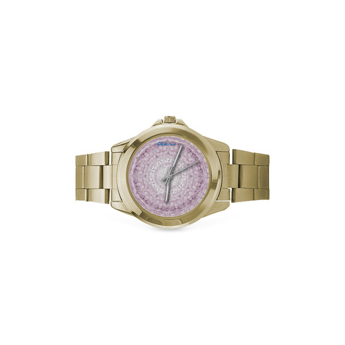 Protection-Jerusalem by love-Sitre Haim Custom Gilt Watch(Model 101)