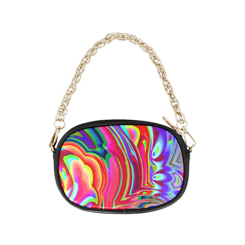 Hot hot Summer 7A by JamColors Chain Purse (Model 1626)
