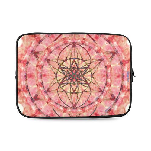 protection- vitality and awakening by Sitre haim Custom Laptop Sleeve 14''