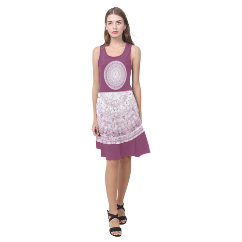 Protection-Jerusalem by love-Sitre Haim Atalanta Casual Sundress(Model D04)