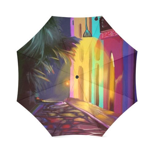 The Oasis Foldable Umbrella (Model U01)