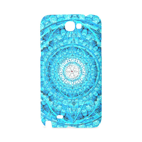 Protection from Jerusalem in blue Hard Case for Samsung Galaxy Note 2