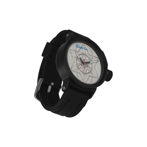 protection through fundamental mineral energy Men's Sports Watch(Model 309)