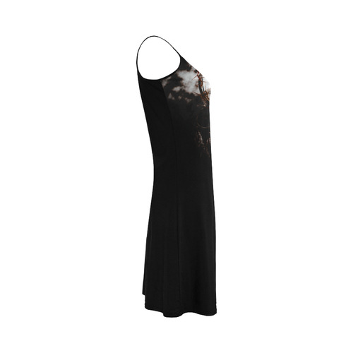 dreamcatcher - pentagram Alcestis Slip Dress (Model D05)
