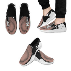 Orion Slip-on Men's Canvas Sneakers (Model 042)
